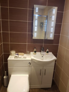 The Scoresby ensuite
