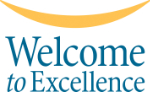 Welcome to Excellence Logo